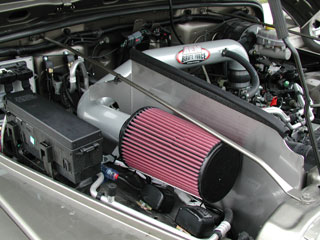 Exhaust Kits, Air Intakes, Tuners & Batteries for SUVs & Trucks in Houston